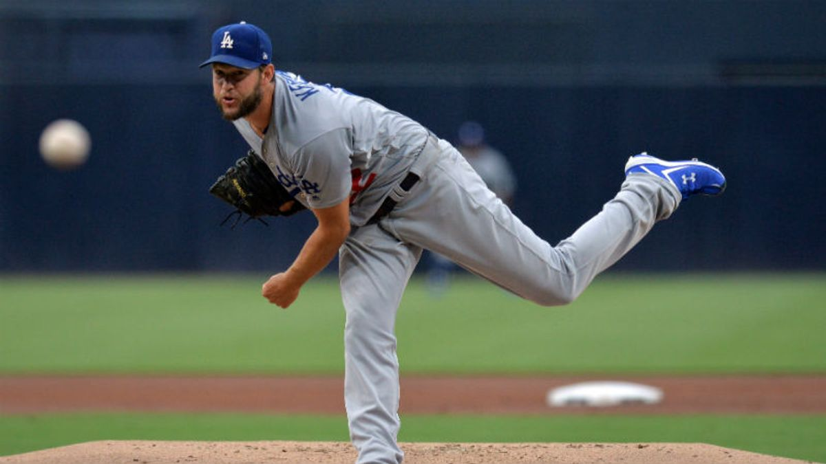 Dodgers-Brewers Betting Preview: Is Kershaw Rounding into Form? article feature image