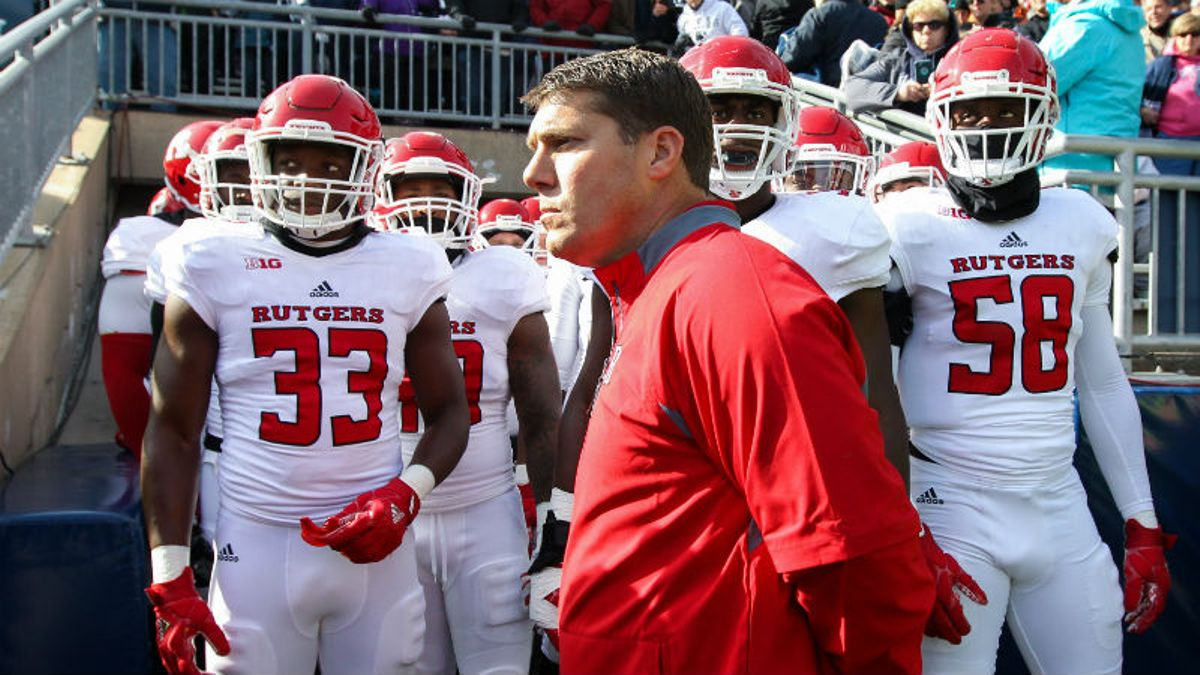 Rutgers 2018 Betting Preview: Trying To Find Four Winnable Games article feature image