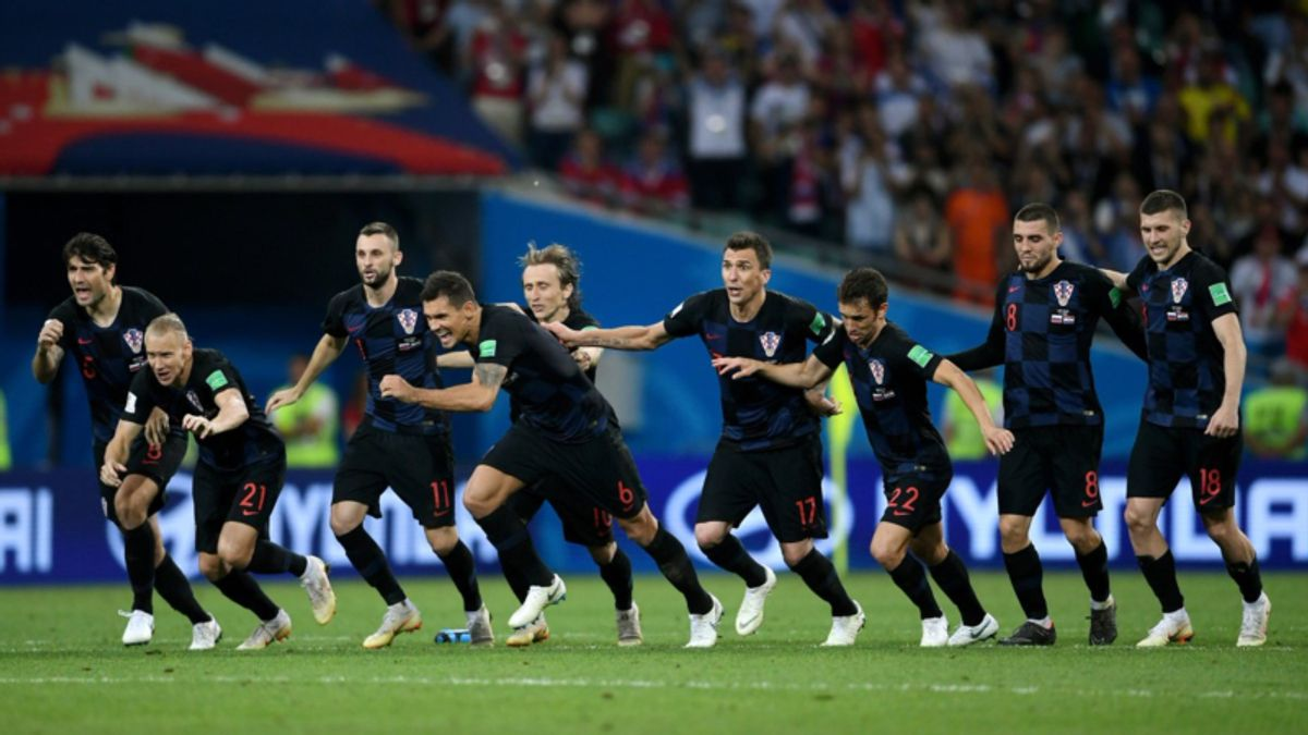 World Cup Day 21 Betting Recap: Croatia Knocks Out Russia in Penalty Shootout article feature image
