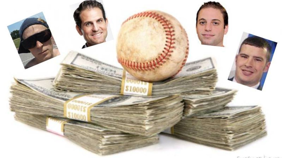 2018 Gambling Olympics: Mash the Under in the Daily Fantasy MLB Contest article feature image