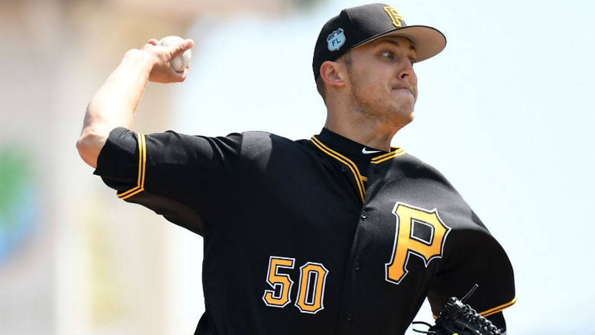 Sunday's MLB Over/Under: Going Back to Jameson Taillon article feature image