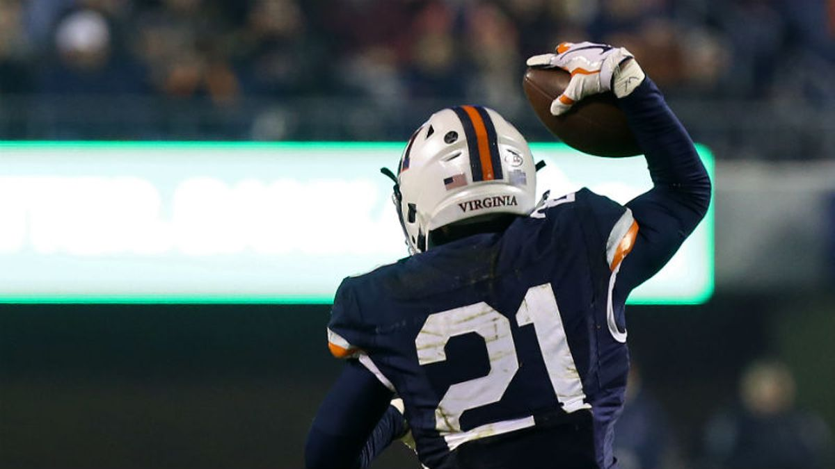 Virginia 2018 Betting Preview: JUCO QB Could Create Explosive Offense article feature image