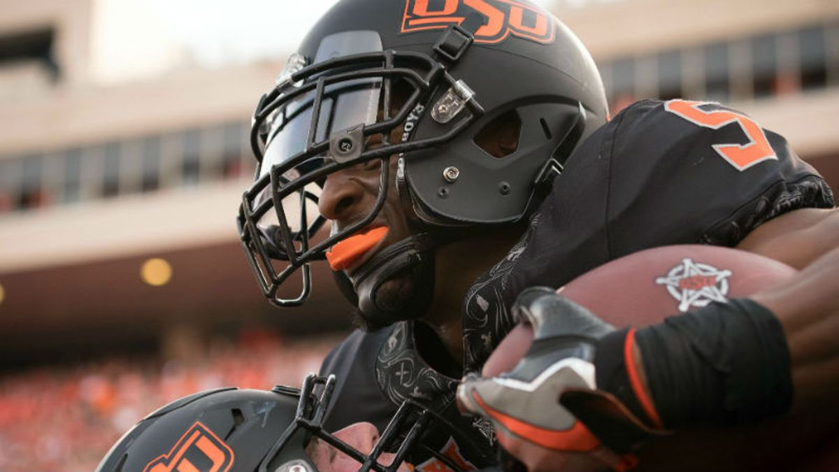 Oklahoma State 2018 Betting Preview: How Quickly Can Cowboys Reload? article feature image