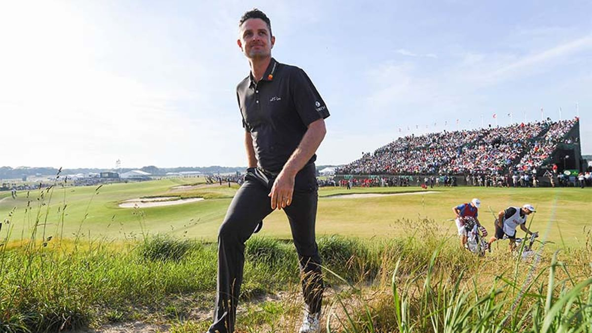 2018 British Open: Justin Rose Is a Sharp DFS Play article feature image