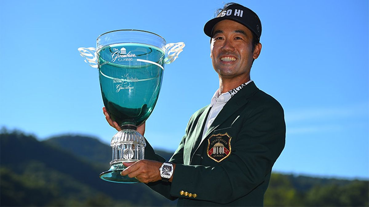 Can Kevin Na's Accuracy Make Up for Lack of Distance at PGA Championship? article feature image