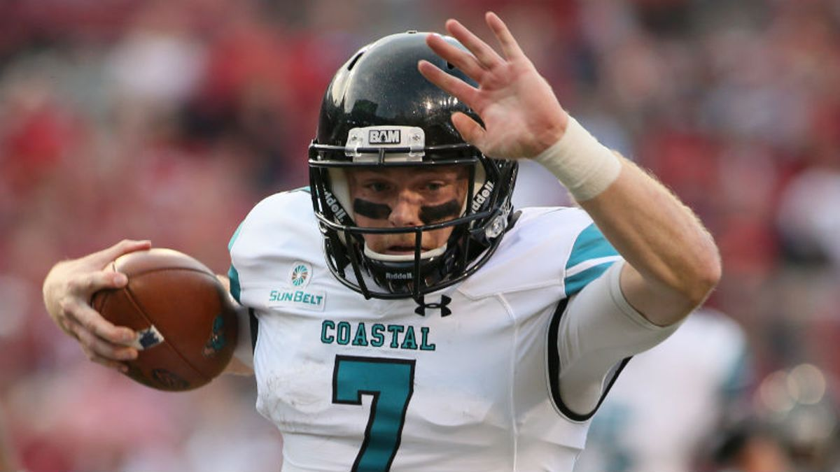 Coastal Carolina 2018 Betting Preview: Chanticleers Have Their Coach Back article feature image