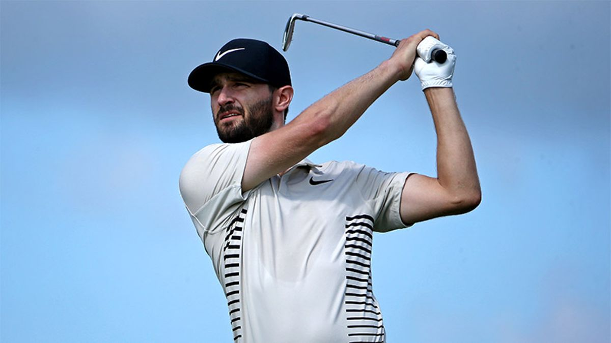 Kyle Stanley Lacks High Upside in Majors, Including 2018 PGA Championship article feature image