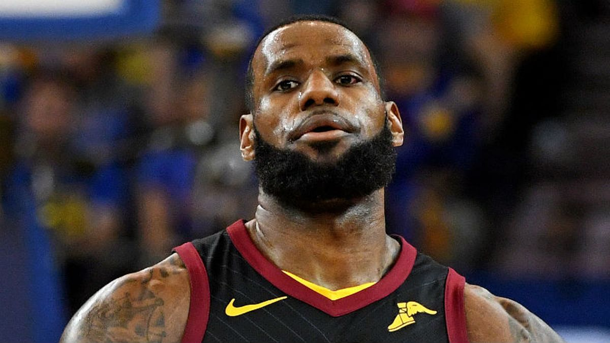 2019 NBA MVP Odds: LeBron James the Lone Favorite article feature image