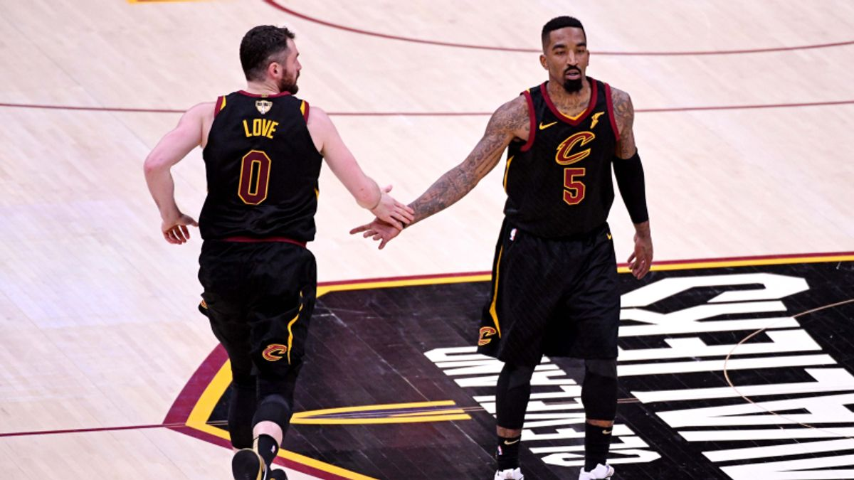 Cavaliers' NBA Title Odds Plummet to 500-1 After Losing LeBron to Lakers article feature image