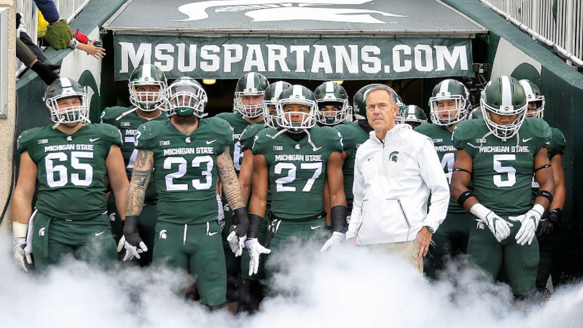 Miller's Western Michigan at Michigan State Preview & Odds: Big Underdog & Low Total article feature image