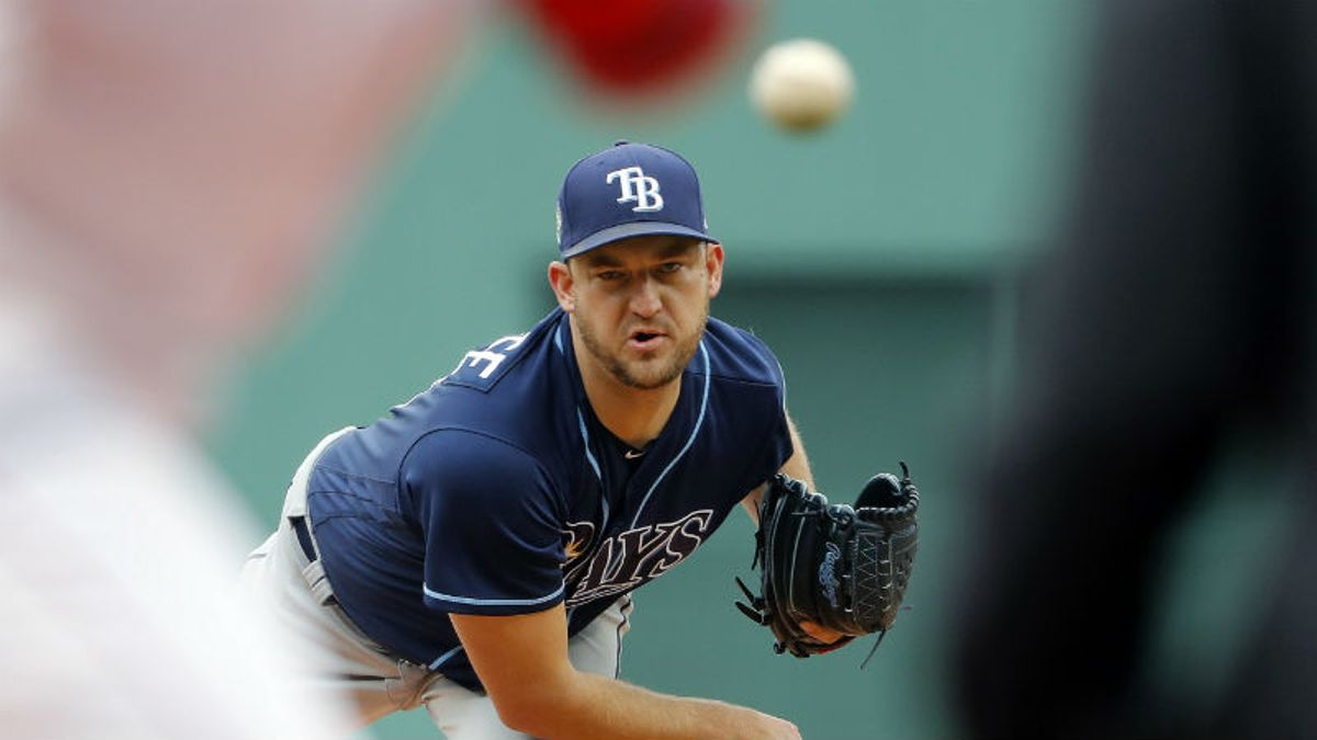 Wednesday's MLB Over/Under: Rays, Marlins Meet After Marathon Game article feature image