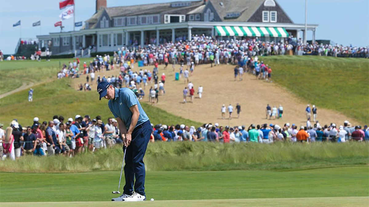 2018 British Open: Matthew Fitzpatrick Is a Better Value in the DFS Market article feature image