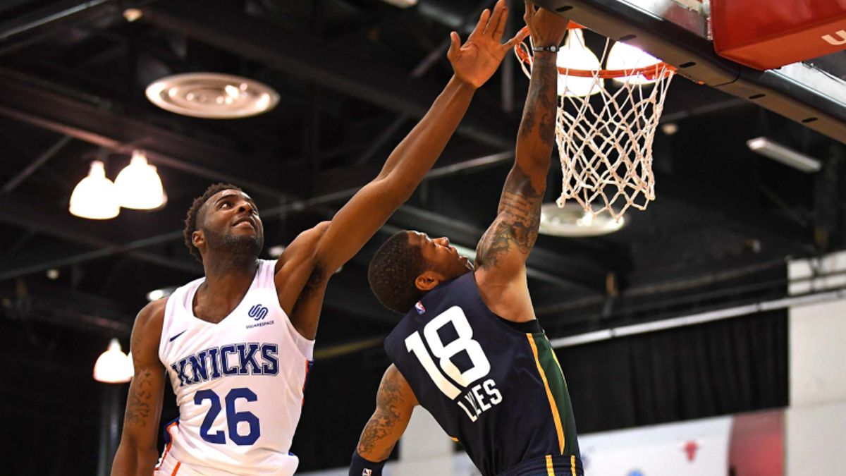 NBA Summer League Betting: An All-Consolation Bracket Friday article feature image