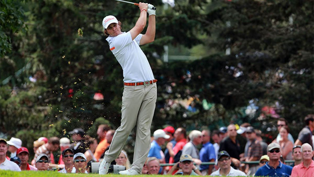 2018 British Open: Peter Uihlein Is an Intriguing Sleeper article feature image