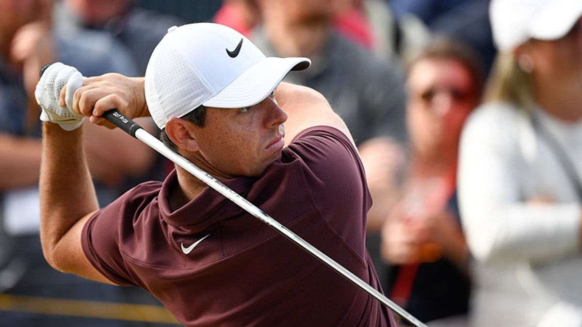 Betting the British Open Final Round: One Longshot Worth a Wager article feature image