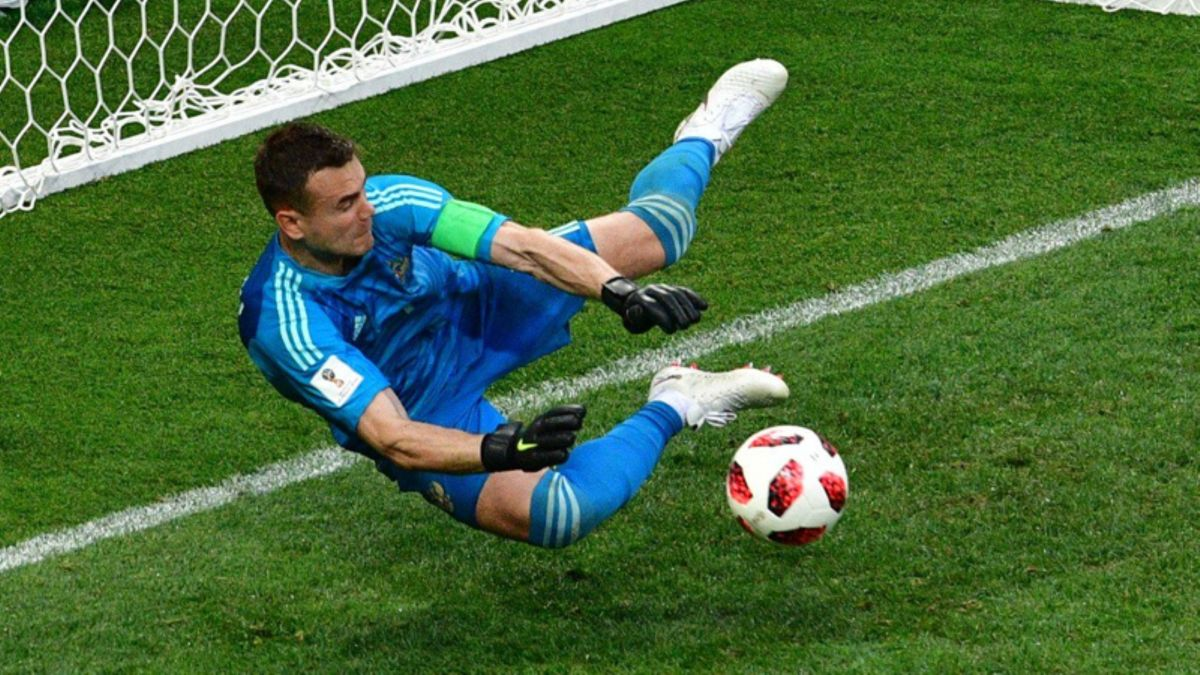World Cup Day 17 Betting Recap: Hosts Russia Upset Spain in Penalty Kicks article feature image