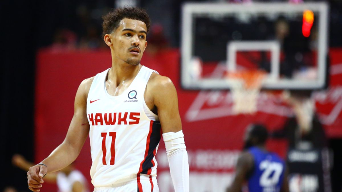 NBA Summer League Betting: Round 1 of the Vegas Playoffs Continues article feature image