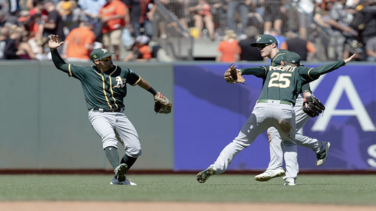 Which MLB Longshots Can Make a Second-Half Playoff Push? article feature image