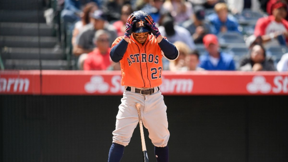 Zerillo's MLB Daily Betting Model, Aug. 18: How to Play Astros-Athletics article feature image
