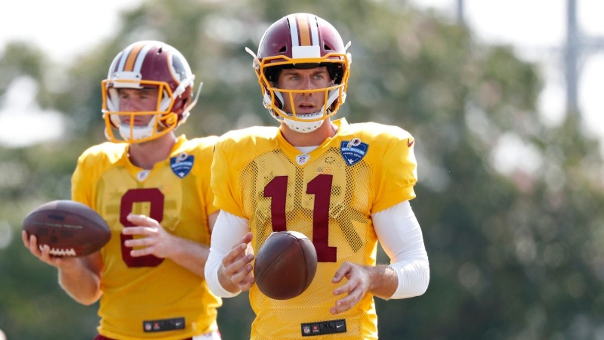 Point Spreads Indicate Redskins Won't Win 7 Games in 2018 article feature image
