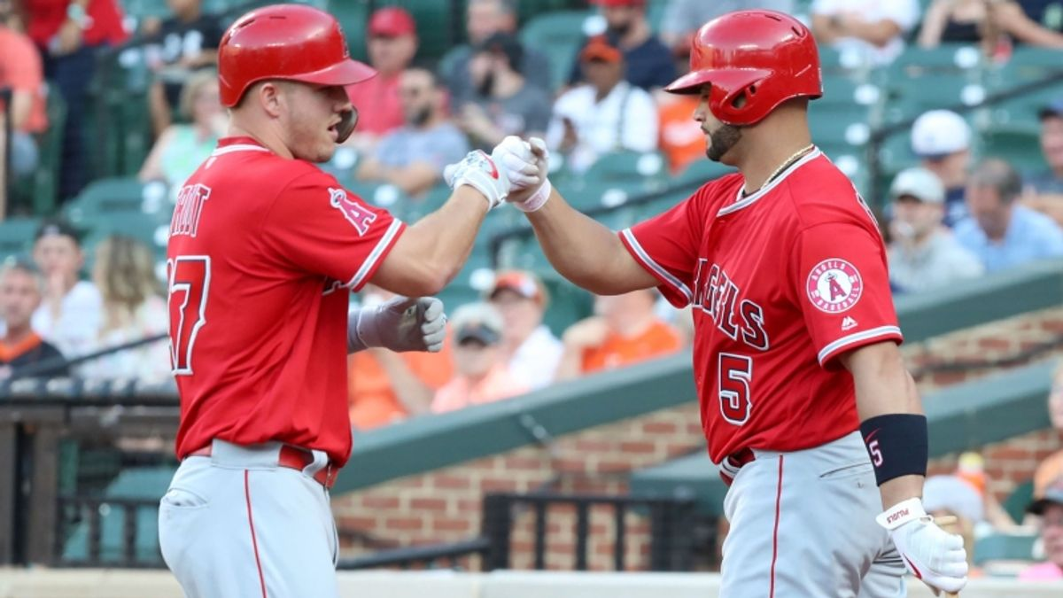 Tuesday MLB Sharp Report: Pros Betting Angels-Mariners, Two Other Games article feature image