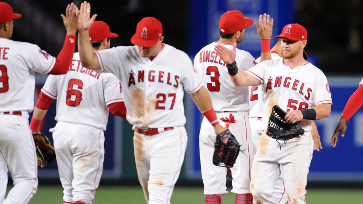 Mariners-Angels Betting Preview: Halos a Rare Contrarian Favorite Again article feature image