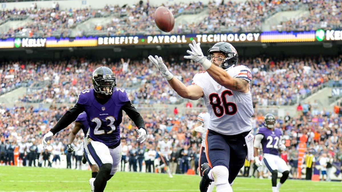 NFL Hall of Fame Game Betting: Profitable Trend for Bears-Ravens article feature image
