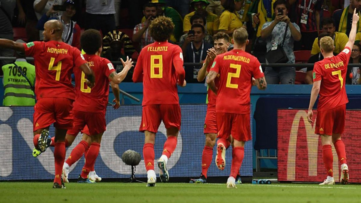 World Cup Semifinal Betting Preview: Can France Quiet Belgium's Prolific Attack? article feature image