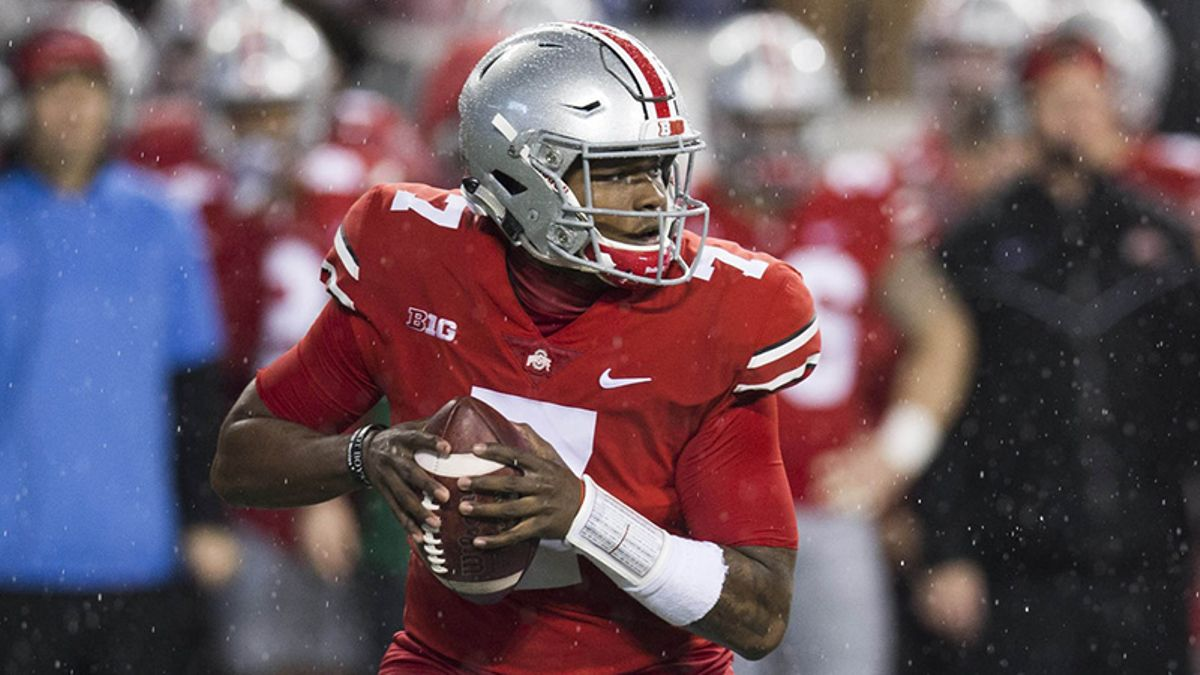 Ohio State 2018 Betting Preview: Will Haskins Take the Buckeyes to the Playoff? article feature image