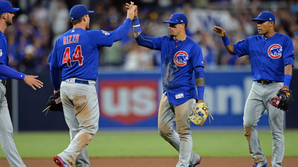 Public MLB Bettors All Over Astros and Cubs on Saturday article feature image