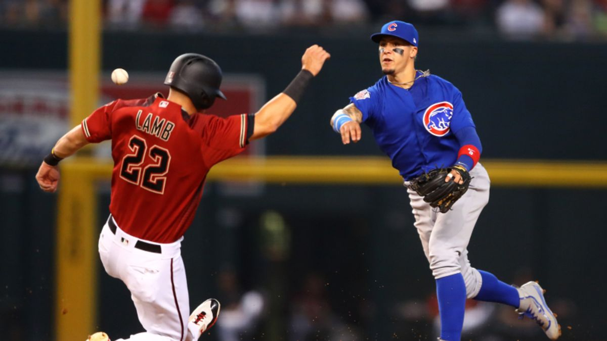 Monday Sharp Report: Pros Betting D-backs-Cubs, Two Other Games article feature image