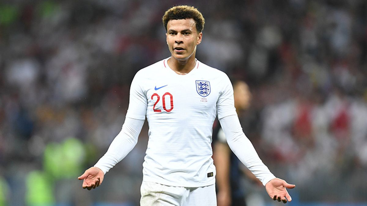 Betting the World Cup Third-Place Playoff: Will England vs. Belgium Be Wide Open? article feature image