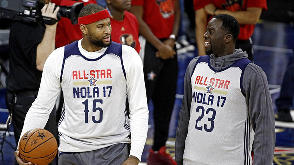 DeMarcus Cousins to the Warriors: Time to Take the NBA Title Odds Off the Board article feature image