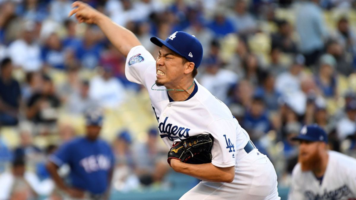Zerillo's MLB Daily Betting Model, 6/23: Kenta Maeda, Dodgers Are Undervalued vs. Rockies article feature image