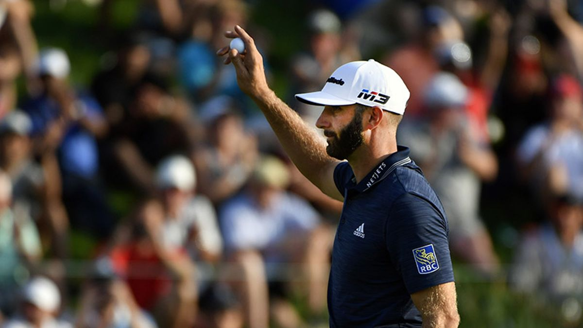 Is Dustin Johnson Worth Betting at the PGA Championship? article feature image