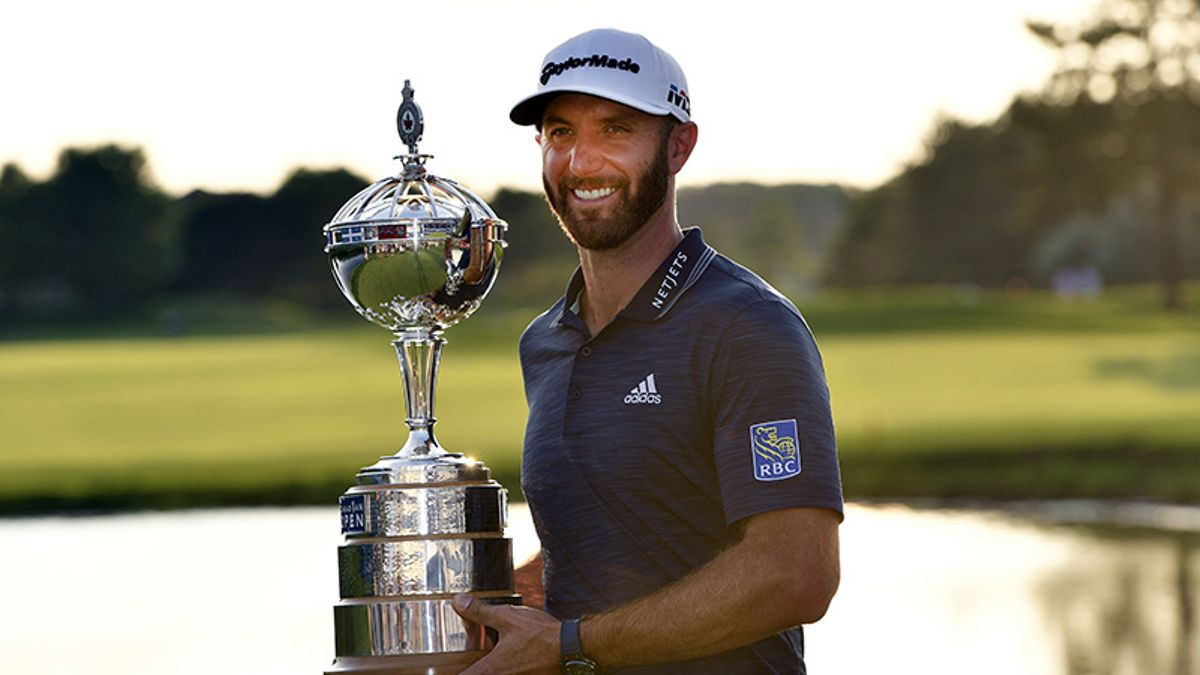 Sobel: Dustin Johnson Makes Golf Look Easier Than Anyone Else Ever Has article feature image