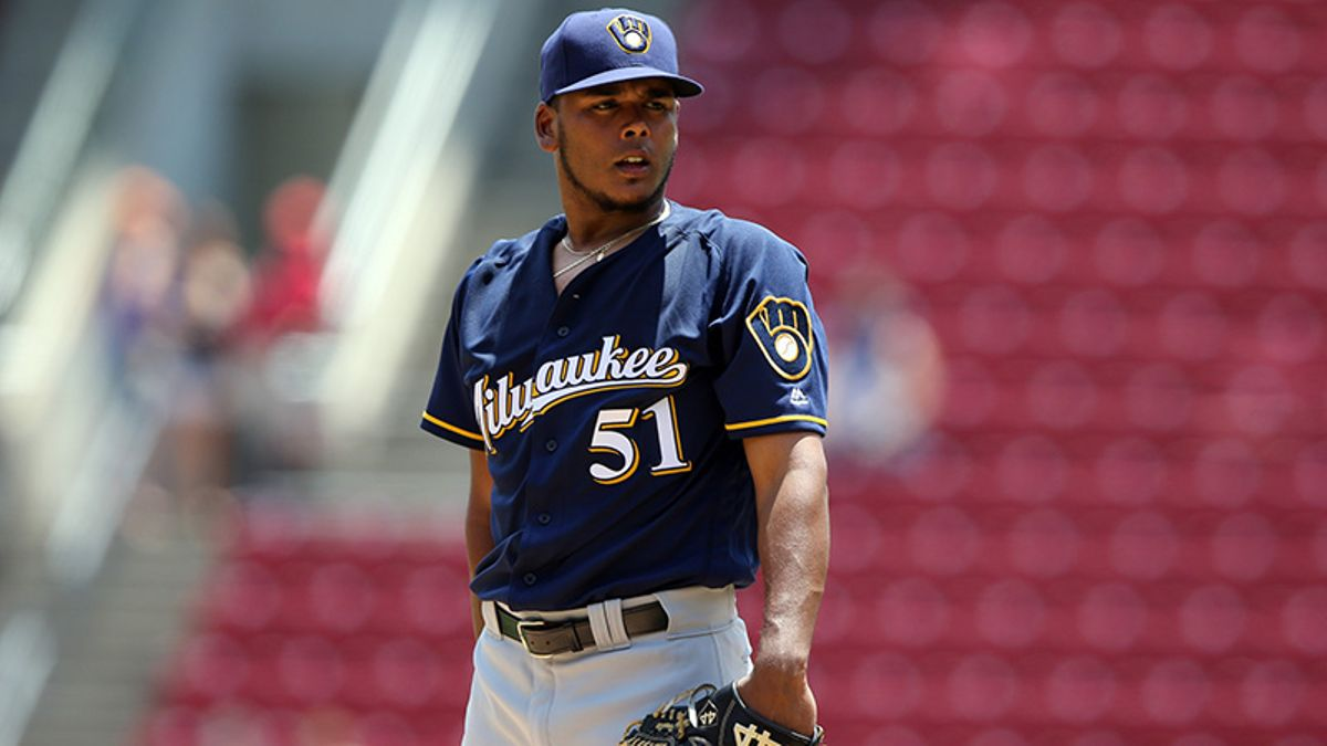 Lo Duca's Nationals-Brewers Betting Preview: A Good Time To Fade Mediocre Pitching article feature image