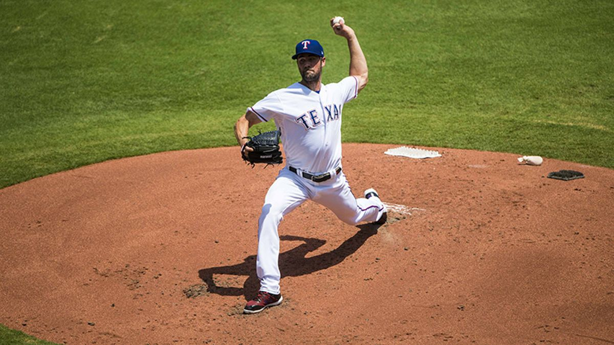 Saturday's MLB Over/Under: Hamels, Fiers Meet in Motown article feature image