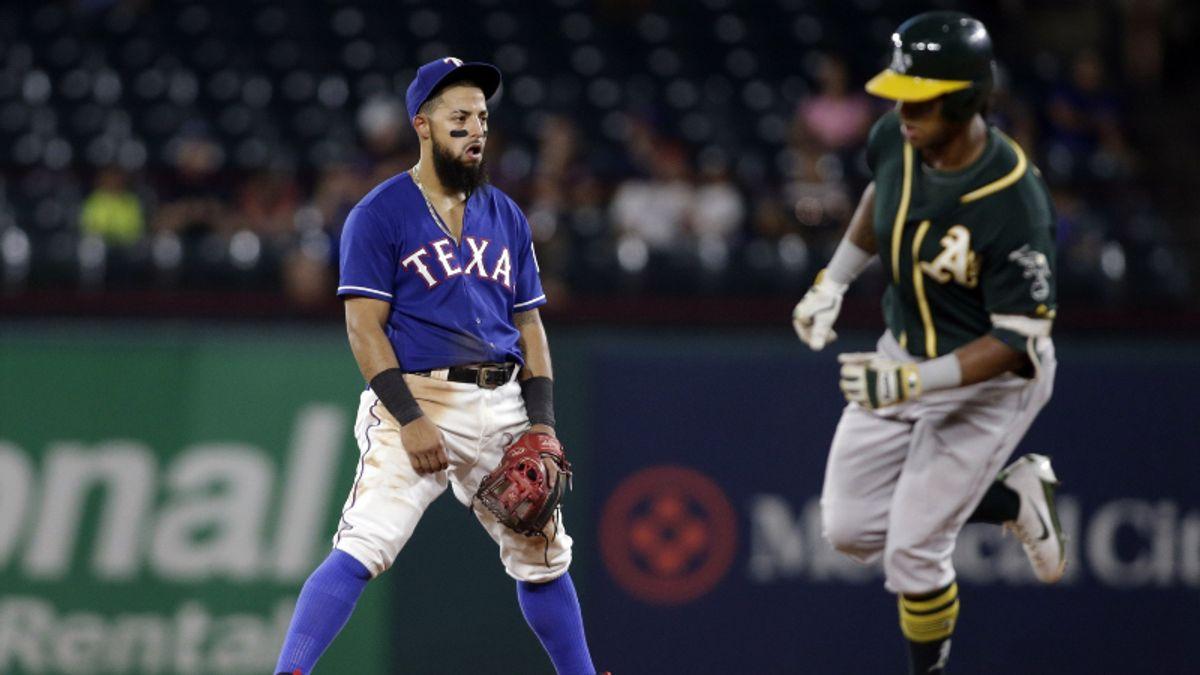 Déjà Vu in Arlington: Khris Davis Khrushes Rangers Bettors Again article feature image