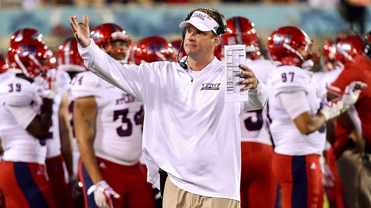 Best Group of 5 Futures Bets: Do You Dare Fade Lane Kiffin, FAU? article feature image