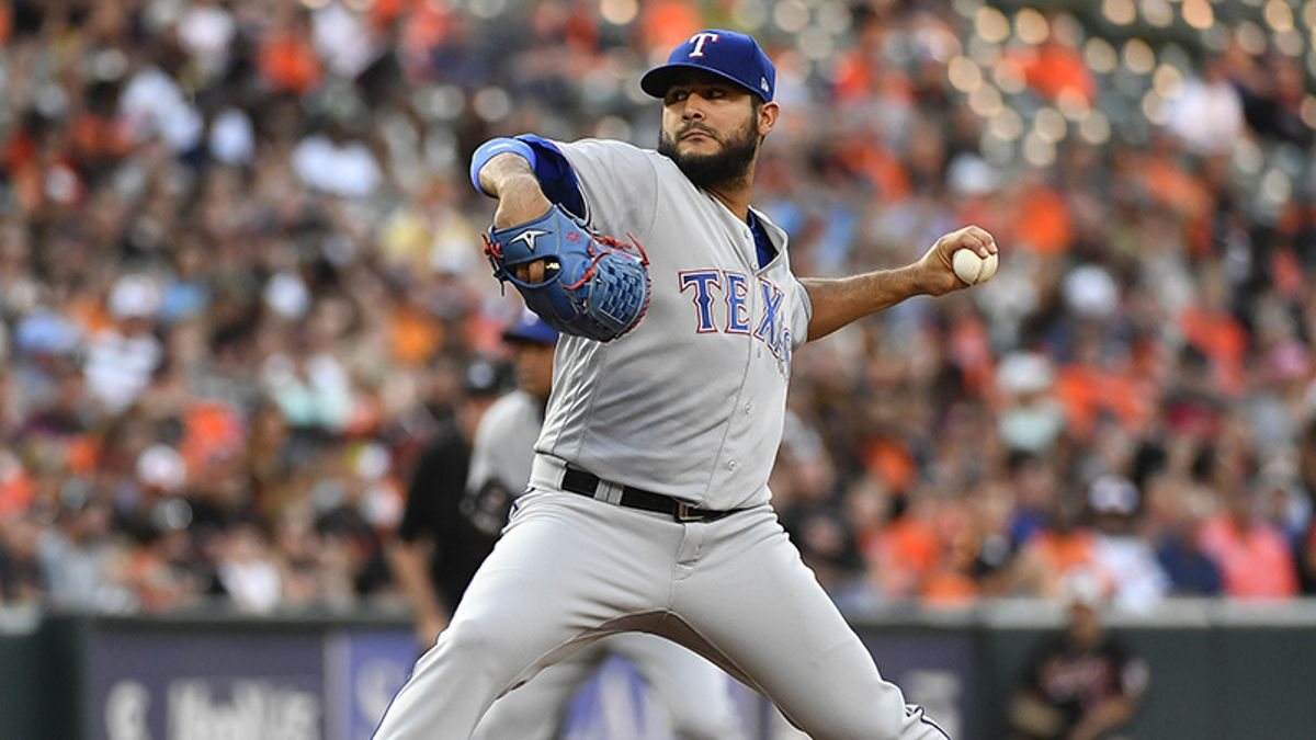 Saturday's MLB Over/Under: Can Martin Perez Turn Season Around? article feature image