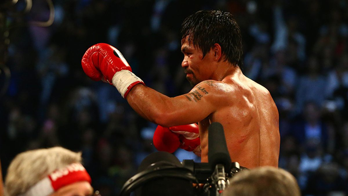 Boxing: How to Bet Manny Pacquiao vs. Lucas Matthysse article feature image
