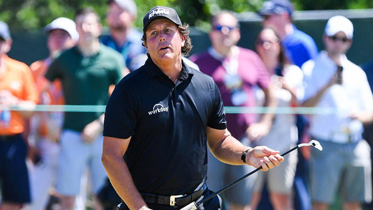 Sobel: Don't Expect Phil Mickelson to Be Overly Motivated at the Greenbrier article feature image