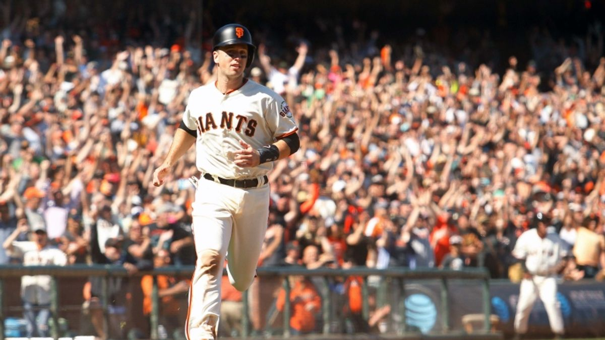 Giants, Braves Among Monday's Most Popular MLB Bets article feature image