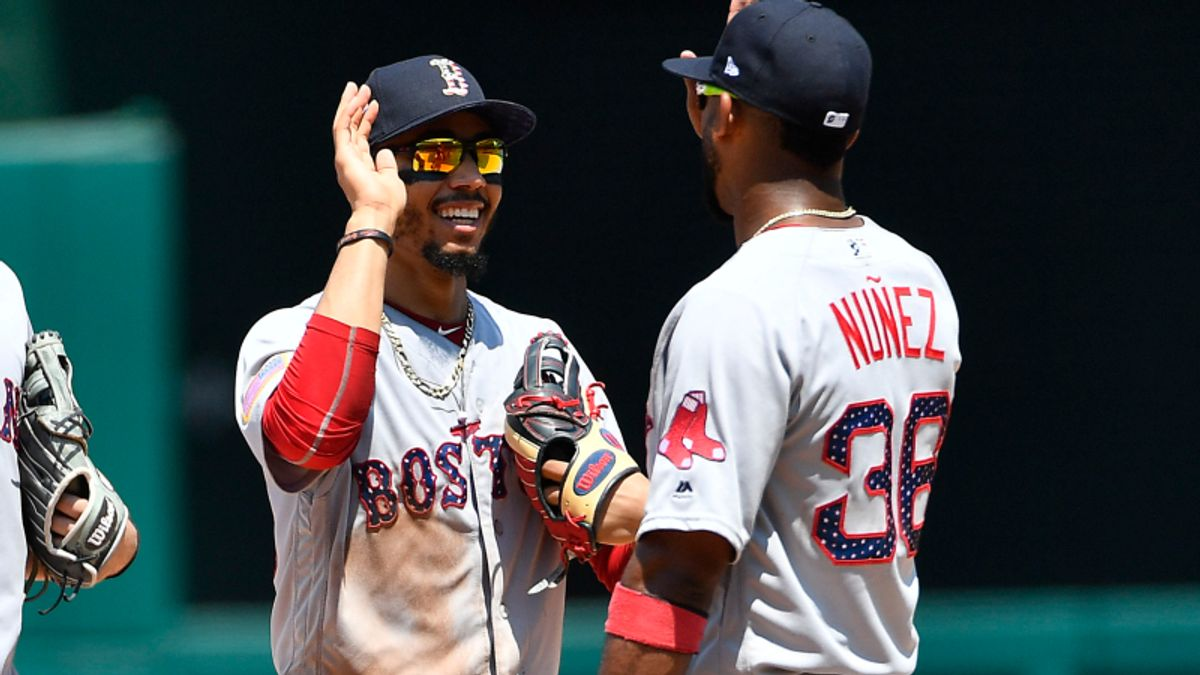 BlackJack's Friday Parlay Action: A Night for MLB Aces article feature image