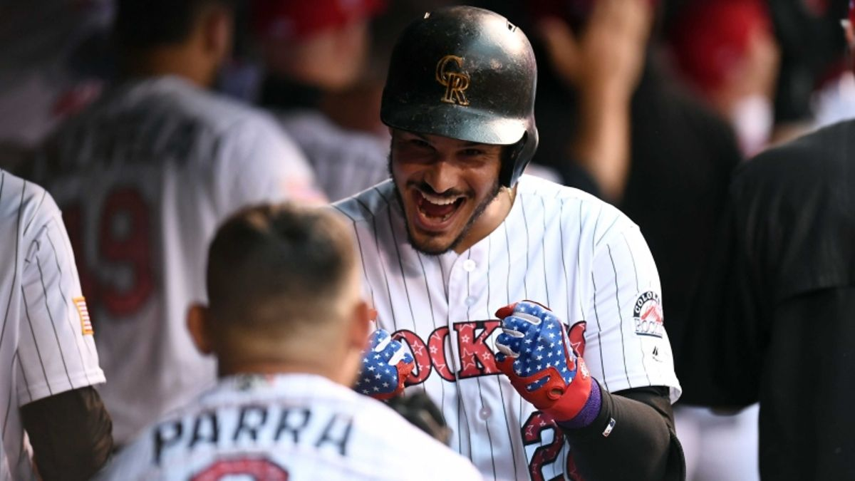 Marky's Tuesday Forecast: Redemption for Hitters' Havens? article feature image