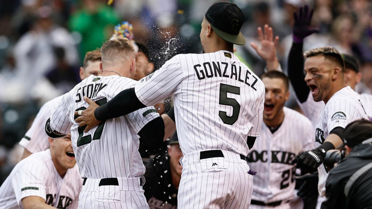 Marky's Tuesday MLB Forecast: Coors Returns with Slate's Highest Weather Rating article feature image