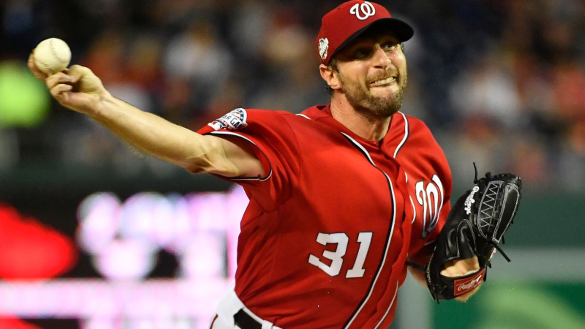 Nationals-Mets Betting Preview: Do You Dare Fade Max Scherzer? article feature image