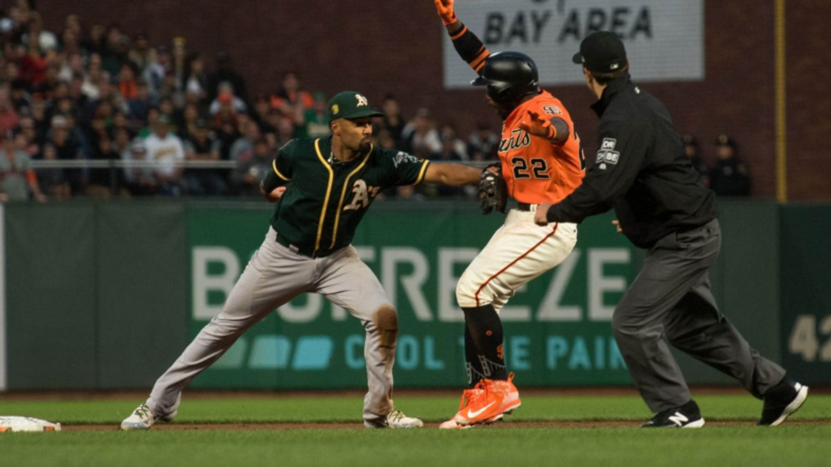 Saturday MLB Sharp Report: Pros Betting A's-Giants and 2 Other Matchups article feature image
