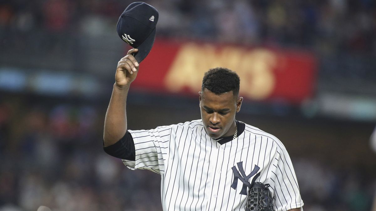 Monday's MLB Over/Under: The Rays Bullpen Could Stay With Luis Severino article feature image